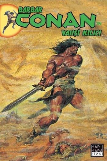 Barbar Conan'ın Vahşi Kılıcı 10