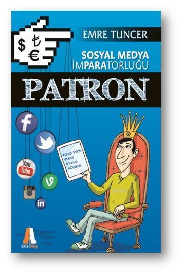 Sosyal Medya İmparatorluğu - Patron