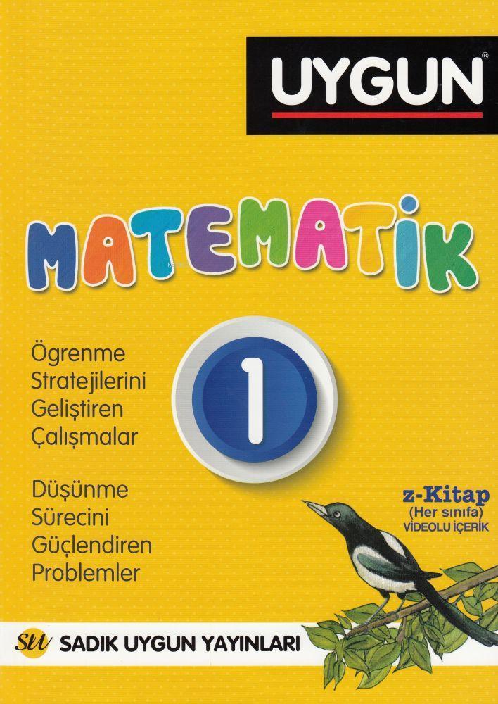 Sadık Uygun Yayınları 1. Sınıf Matematik Soru Bankası