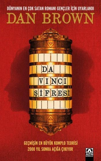 Da Vinci Şifresi; Dünyanın En Çok Satan Romanı Gençler İçin Uyarlandı
