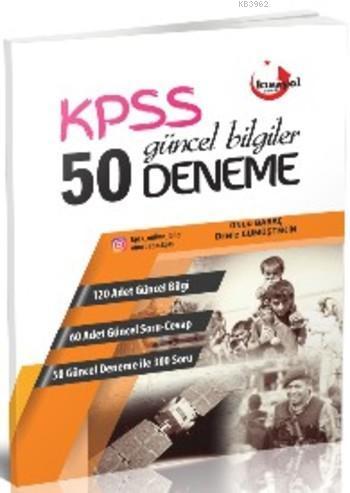 KPSS 2017 Güncel Bilgiler 50 Deneme