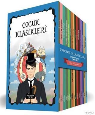 Çocuk Klasikleri (15 Kitap Takım)