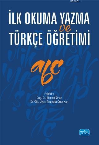 İlk Okuma Yazma ve Türkçe Öğretimi