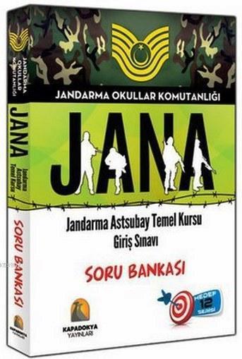 Jana Soru Bankası; Jandarma Okullar Komutanlığı Jandarma Astsubay Temel Kursu Giriş Sınavı