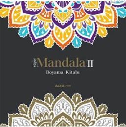 Mandala II; Boyama Kitabı