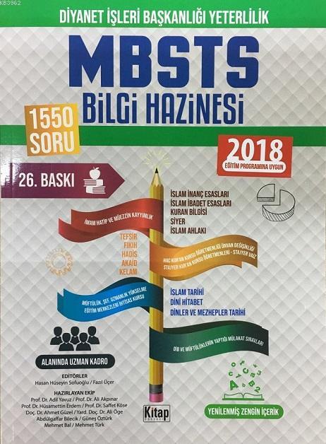 Diyanet İşleri Başkanlığı Yeterlilik DHBT ve MBSTS Bilgi Hazinesi