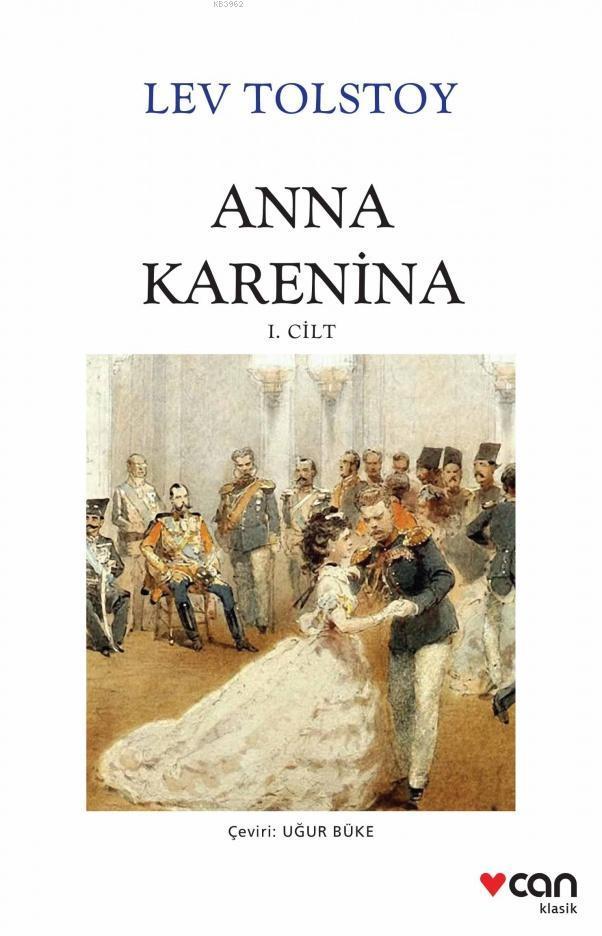 Anna Karenina (İki Cilt Takım)