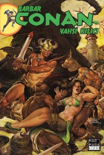 Barbar Conan'ın Vahşi Kılıcı 9