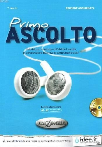 Primo Ascolto + CD; Edizione Aggiornata A1-A2