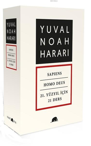 Yuval Noah Harari Seti (Ciltsiz)