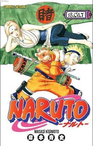 Naruto 18. Cilt Tsunade'nin Kararı!