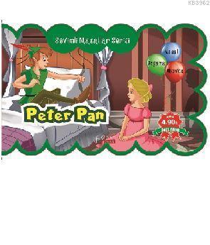 Peter Pan-Sevimli Masallar Serisi