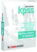 KPSS Öğretim Yöntem ve Teknikleri Konu Anlatımlı