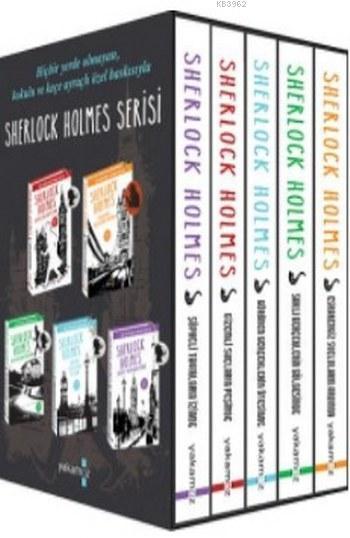 Sherlock Holmes Serisi 5 Kitap Takım
