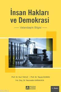 İnsan Hakları ve Demokrasi Vatandaşlık Bilgisi
