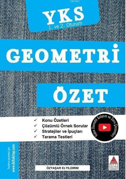 YKS 1. ve 2. Oturum Geometri Özet