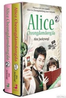 Alice Cheongdamdong'da Seti-2 Kitap Takım Kutulu