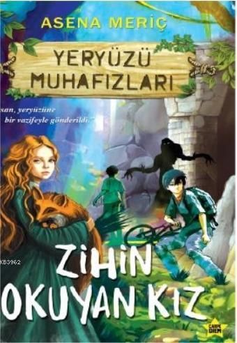 Zihin Okuyan Kız (Yeryüzü  Muhafızları)