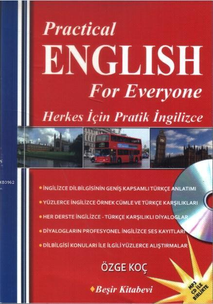 Practical English for Everyone; Herkes İçin Pratik İngilizce
