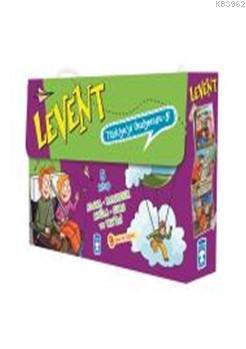 Levent Türkiye'yi Geziyorum - 5 Set; (5 Kitap)