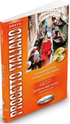 Nuovo Progetto Italiano 2 Quaderno degli esercizi +2 CD