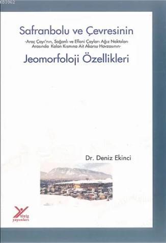 Safranbolu ve Çevresinin Jeomorfoloji Özellikleri