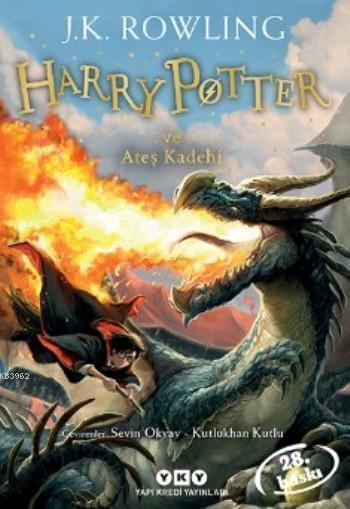 Harry Potter ve Ateş Kadehi (4. Kitap)