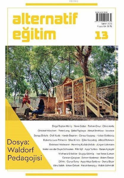 Alternatif Eğitim Dergisi Sayı 13
