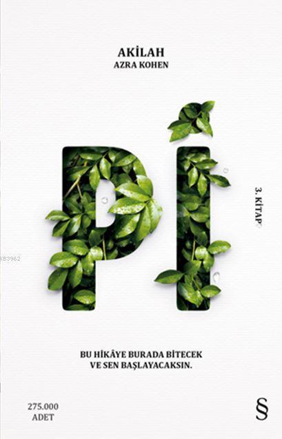 Pi (3. Kitap); Bu Hikâyede Burada Bitecek ve Sen Başlayacaksın