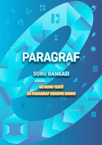 Paragraf Soru Bankası; 60 Konu Testi - 20 Paragraf Deneme Sınavı