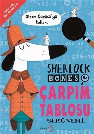 Sherlock Bones İle Çarpım Taplosu Serüveni