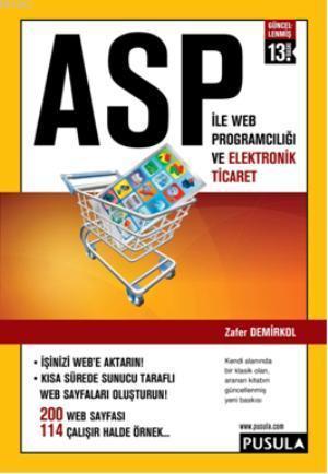 ASP ile Web Proğramcılığı ve Elektronik Ticaret