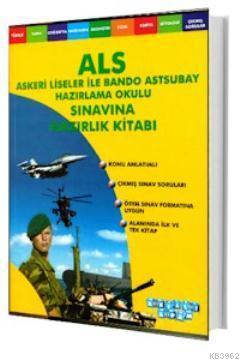 Askeri Liseler ile Bando Astsubay Sınavına Hazırlık Kitabı