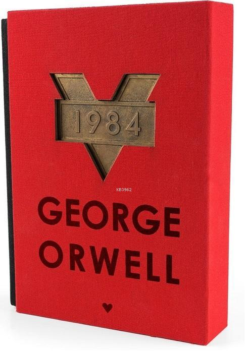 1984 - (Kırmızı Kutulu Özel Baskı)