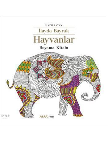 Hayvanlar; Boyama Kitabı