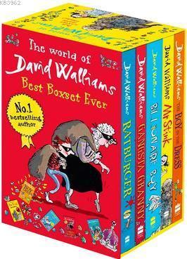 The World of David Walliams: Best Boxset Ever