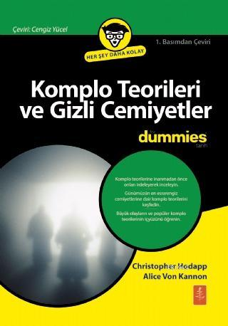 Komplo Teorileri ve Gizli Cemiyetler; Conspiracy Theories & Secret Societies For Dummies