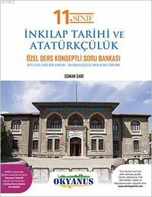 11. Sınıf T.C. İnkılap Tarihi ve Atatürkçülük Özel Ders Konseptli Soru Bankası
