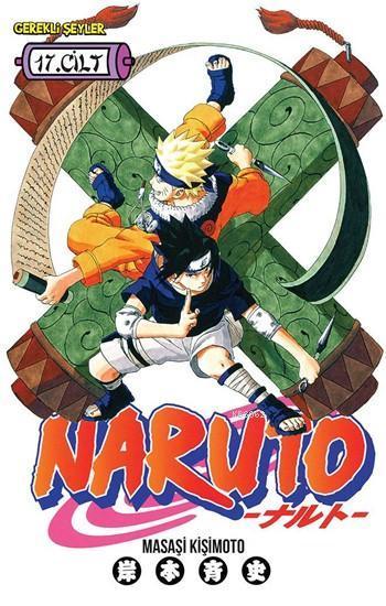 Naruto 17 - İtaçi'nin Yetenekleri