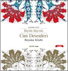Çini Desenleri; Boyama Kitabı
