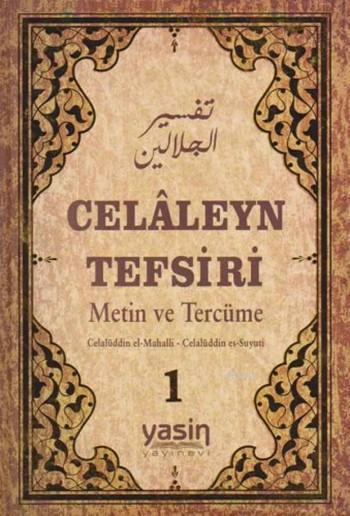 Celaleyn Tefsiri Metin ve Tercüm; Arapça Türkçe 2 Cilt