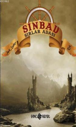 Sinbad - Sırlar Adası; Serinin 3.Kitabı