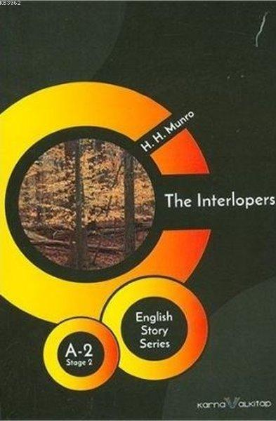The Interlopers - English Story Series; A - 2 Stage 2