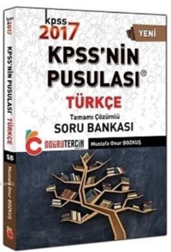 KPSS'nin Pusulası Türkçe Soru Bankası