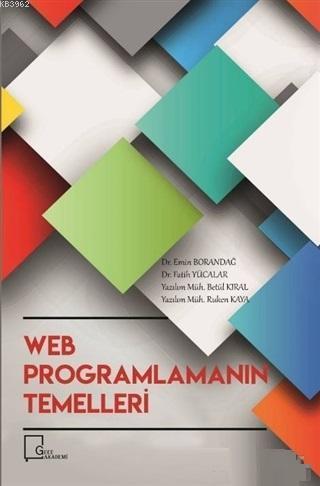Web Programlamanın Temelleri