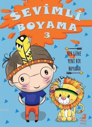 Sevimli Boyama - 3