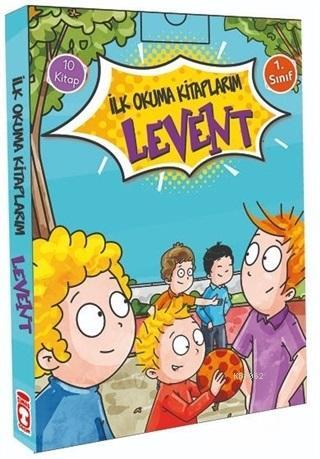 Levent İlk Okuma Kitaplarım - Set (10 Kitap)