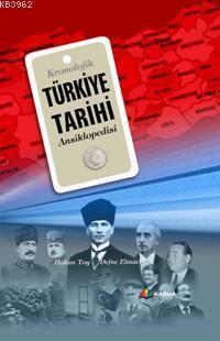 Kronolojik Türkiye Tarihi Ansiklopedisi (Ciltli)