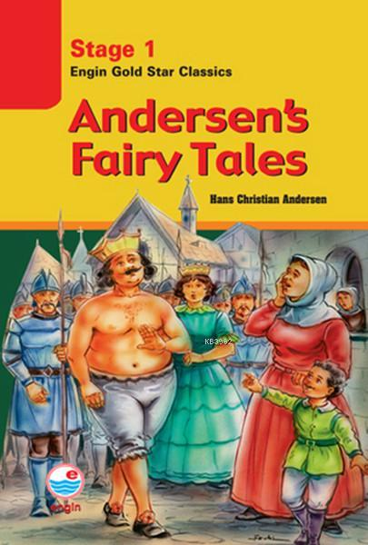 Stage 1 Andersen's Fairy Tales Engin Gold Star Classics