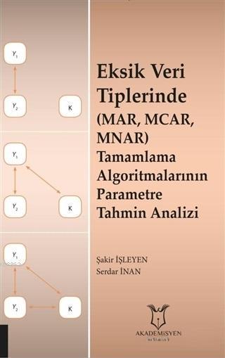Eksik Veri Tiplerinde (MAR, MCAR, MNAR) Tamamlama Algoritmalarının Parametre Tahmin Analizi